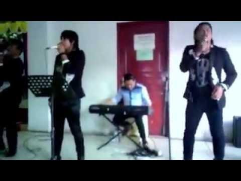 The Boys Trio - Holan Au do mangantusi ho LIVE ON WISMA