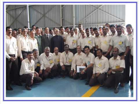 Hindustan Aeronautics Limited - SUPERANNUATION of Shri Raj kumar HAL
