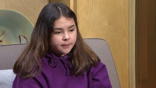 12-year-old recounts handcuffing at BMO