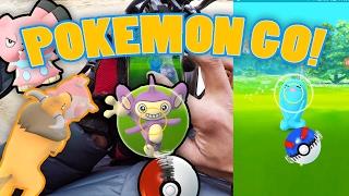 Pokemon GO | GEN 2 POKEMON'S ARE HERE | Motovlog | Nepal