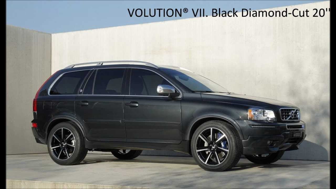 HEICO SPORTIV - VOLUTION® wheels for your Volvo XC90 - YouTube