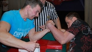 Чемпионат Беларуси по армрестлингу 2015 70 кг левая рука