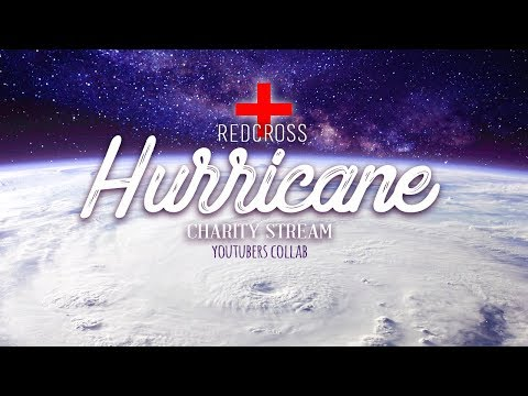 Hurricane Charity stream, game key Raffle!! ft a lot of youtubers, games and the red cross! Ark ATM