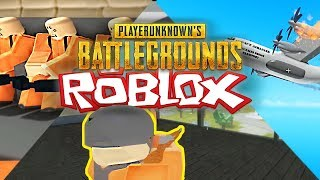 😱PUBG En ROBLOX? | 💣Edición Player Unknown Battlegrounds | Prison Royale