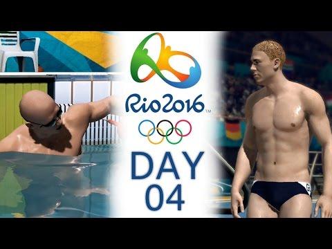 DAY 4   Rio 2016 Olympic Games (London 2012) - Men's 3m Springboard & Men's 100m Freestyle