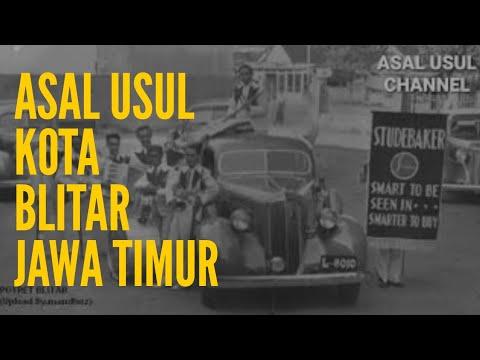 ASAL USUL KOTA BLITAR JAWA TIMUR