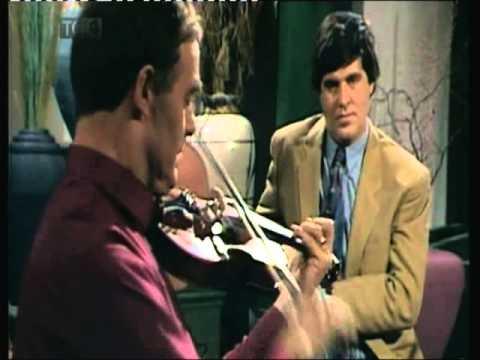 Antóin Mac Gabhann plays Páidín Ó Raifeartaigh, 1991