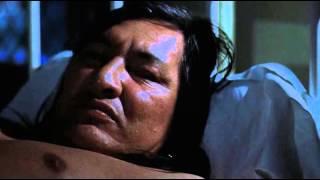 Фрагмент из кинофильма Пролетая над гнездом кукушки
