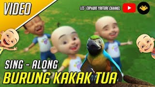 Download Upin & Ipin - Burung Kakak Tua (Sing Along) Mp3