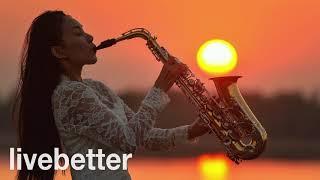 Saxofón Romántico | Jazz Relajante