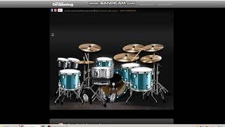 virtual drum our story bernafas untukmu