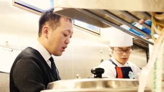 炭焼きレストランさわやか 浜松高丘店店長 小沢 拓哉