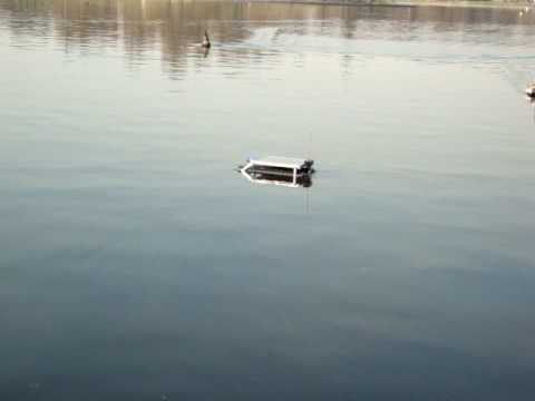 Build an ALL SOLAR Remote Controlled Boat RC Boat Using