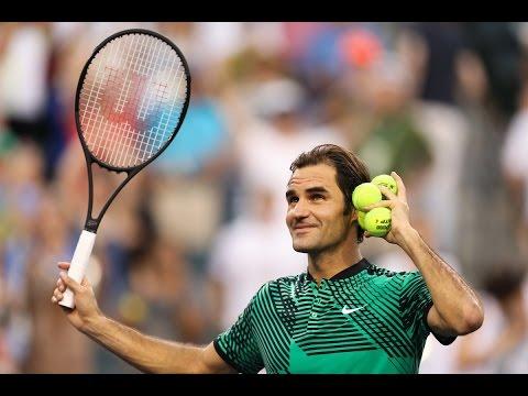 BNP Paribas Open 2017: Federer Soars By Nadal