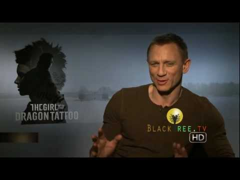 Daniel Craig Interview for The Girl with the Dragon Tattoo