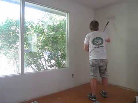 How To Paint A Wall Ultra Spec 500 Review Calgary Painter