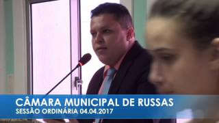 Rodolfo Nogueira - Pronunciamento 04 04 2017