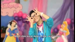 Nhay cung BiBi   12345   Dance cover 360p)