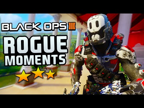 Black Ops 3 Rogue Moments #17 - Voice Changer Fun, Ninja Defuse, Killcams! (BO3 Funny Moments)
