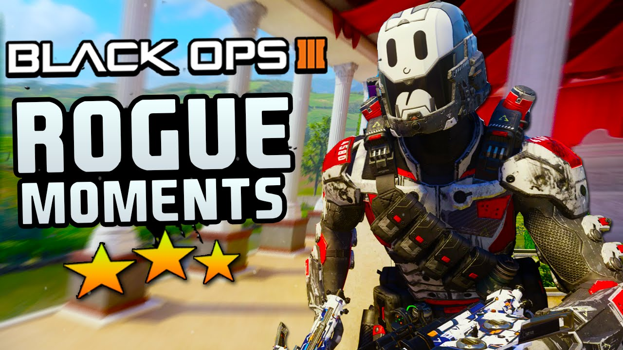 Black Ops 3 Rogue Moments #17