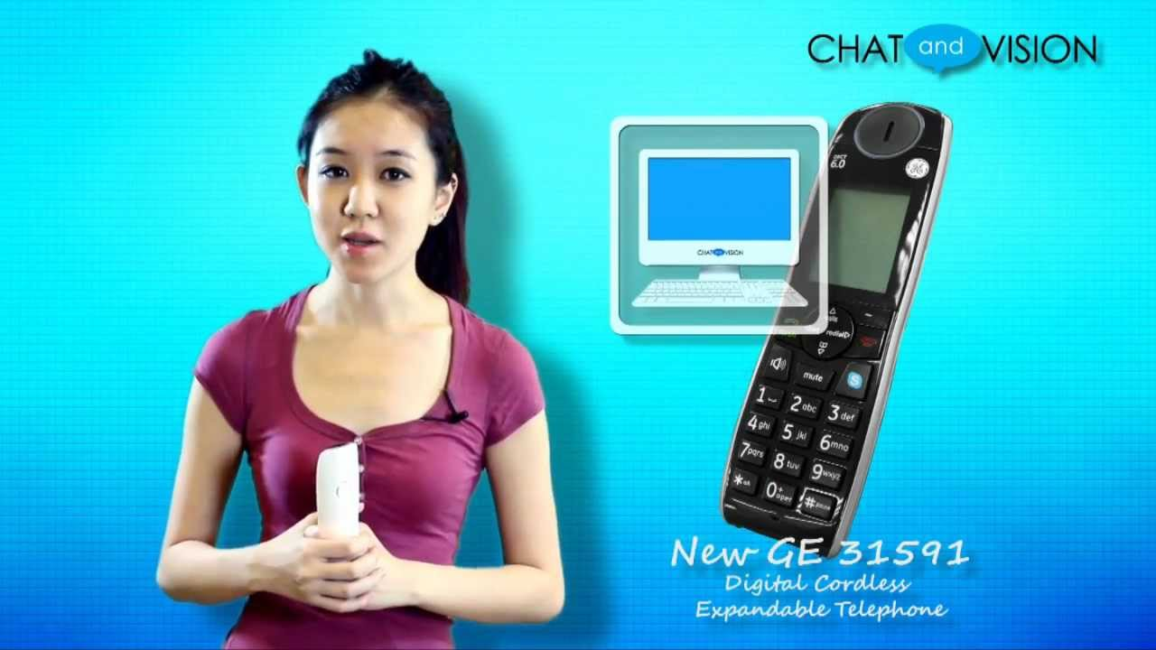 ge 31591 digital cordless expandable telephone review youtube rh youtube com