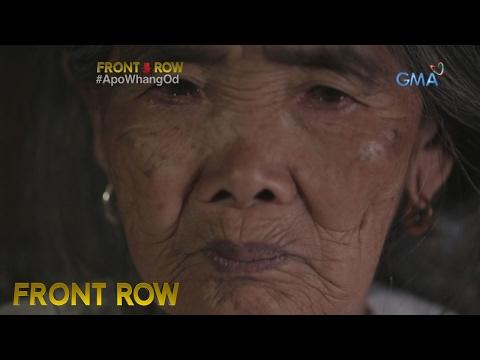 Front Row: Apo Whang-od, ang huling mambabatok ng Kalinga