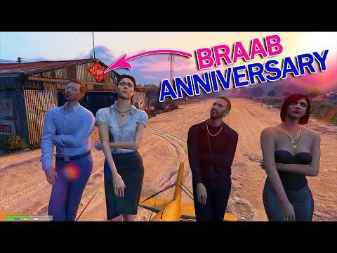 BRAAB ANNIVERSARY, 55 SLOT LIVE, TESSA LIKES SPEED | GTA 5 RP NoPixel Funny Moments/Highlights 79