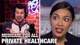 REBUTTAL: COVID Proves We Need Private Healthcare | Louder with Crowder