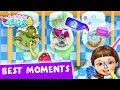 YUCKY SCHOOL CLEANUP 🤢 Best Moments in Sweet Baby Girl Cleanup 6 Game for Kids