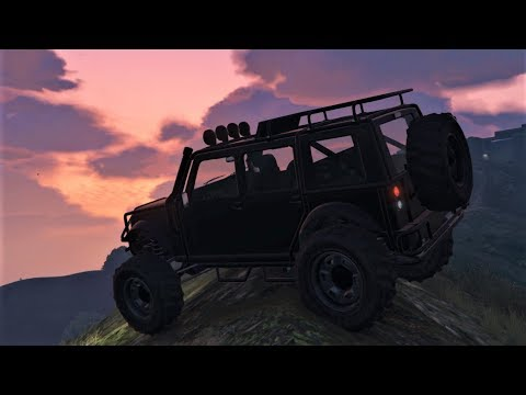 E290 How To Get The Merryweather Mesa Jeep Free! Open & Closed Roof! - Lets Play GTA5 Online 60fps