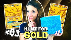 DAS ist doch mal was! - Hunt for GOLD! Ultra Prisma Elite Trainer Box
