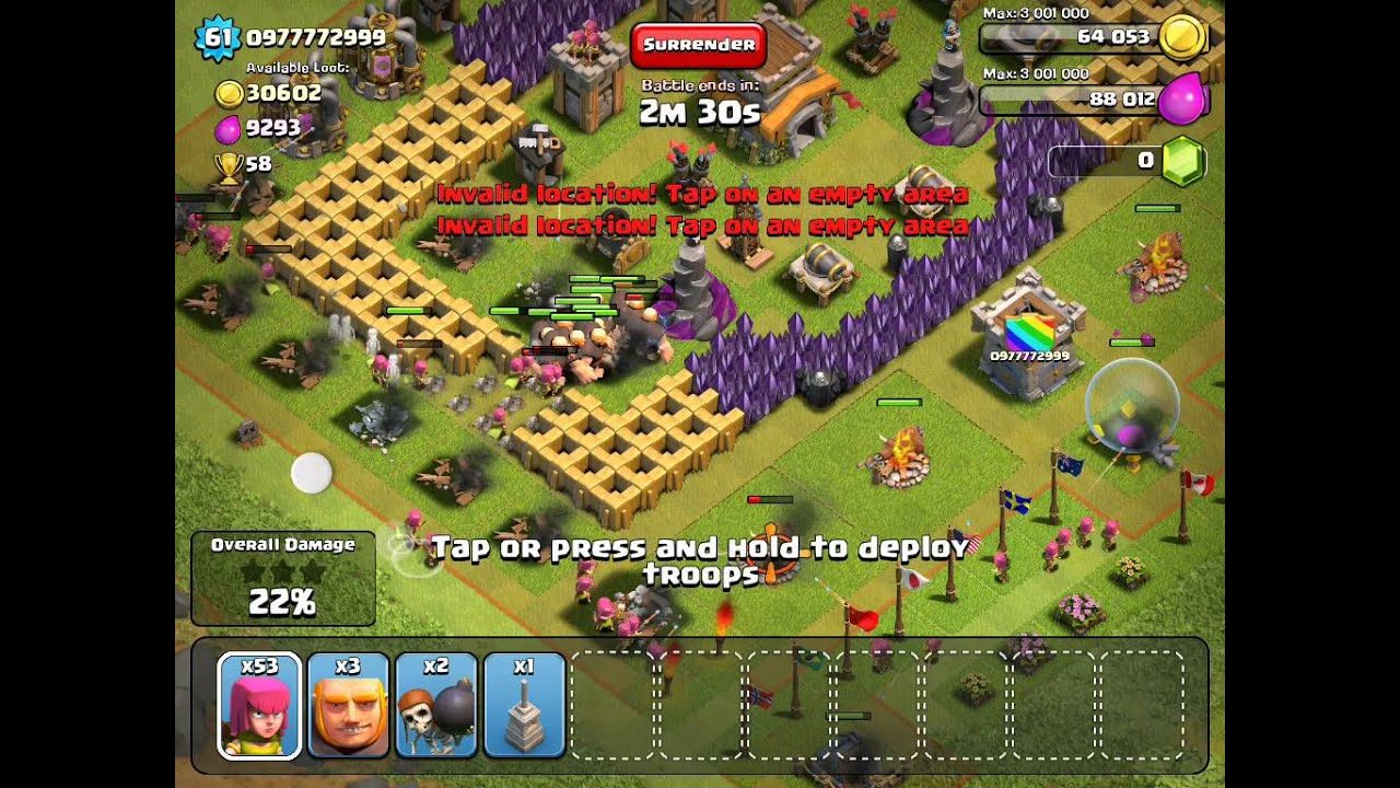 how to grow your clan in clash of clans