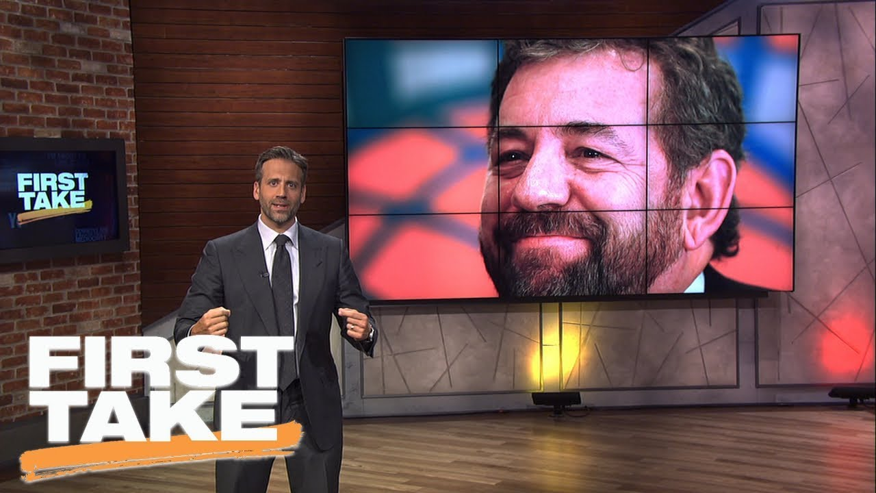 Max Kellerman Calls For Knicks Owner James Dolan To Be Removed | Final Take  | First Take | ESPN