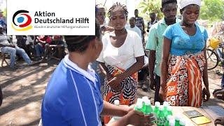 Ein Jahr nach Zyklon Idai | So half unser Bündnis