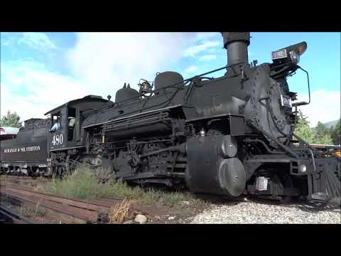 Durango & Silverton Narrow Gauge Railroad: Rockwood 2018