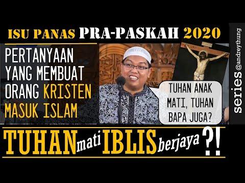pertanyaan-yg-bikin-org-kristen-masuk-islam-|-menjawab-argumen-ust.-firanda-andirja