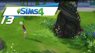 Wyntr Loves| The Sims 4 |13| Imagination