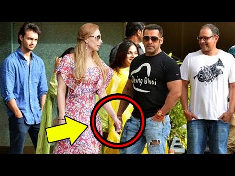 Salman Khan Confirms MARRIAGE With Girlfriend Lulia Vantur? Seen With Family On Rakhi