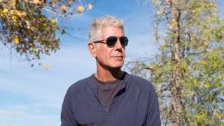 "How Anthony Bourdain got ""the best job in the world"""