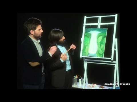 Overnight Painting with Jason Schwartzman