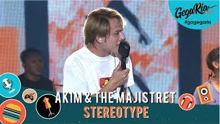 #gegariafest | Akim & The Majistret | Stereotype