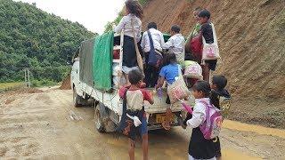 แบ่งปันน้ำใจสู่เมืองลาว EP19:เดินทางไปโรงเรียนบ้านเพียงดี ชนเผ่าไทพ้อง แขวงหัวพัน สปป.ลาว