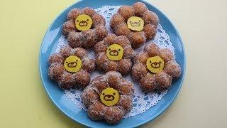ポンデリングドーナツ cook kafemaruさんのレシピ書き起こし