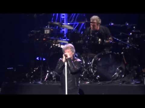 Bon Jovi - Live in St. Paul MN - Xcel Energy Center 2017 (HD)