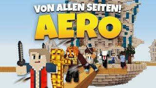 HILFE! Von allen Seiten umzingelt! ★ AERO mit Sturmwaffel & Paluten | Herr Bergmann