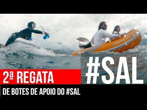 2ª REGATA DE BOTES DE APOIO DO #SAL | Nesta edição com SV Delos