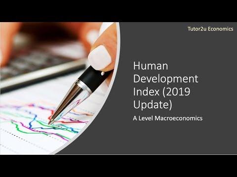 Human Development Index (2019 Update)