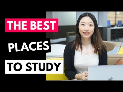 The best places to study for Business students - University