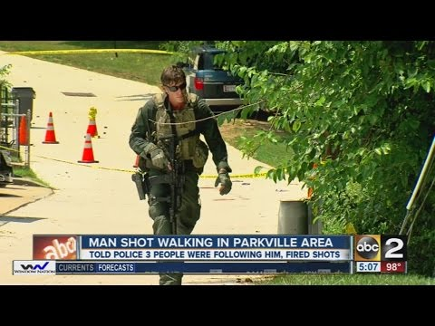 Police confirm shooting in Baltimore County