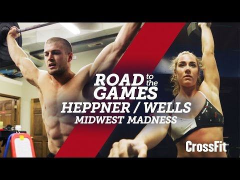 Road to the Games 16.03: Heppner / Wells